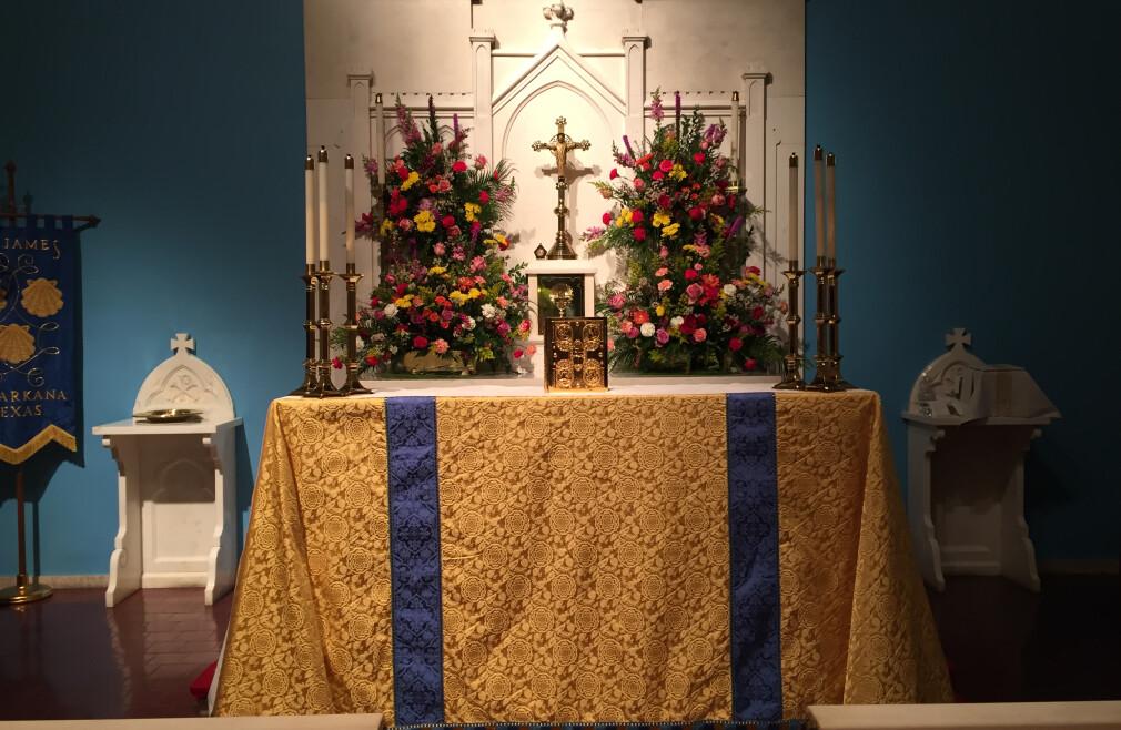 Choral Mass (Rite II)