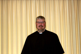 Profile image of Fr. David Halt